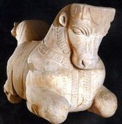 Bull Protome found in Sidon