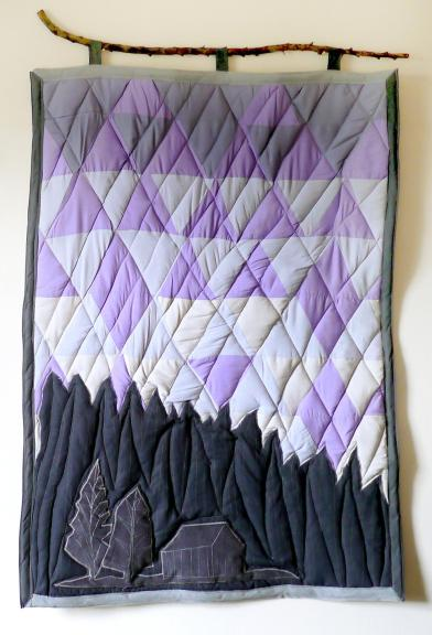 Swedish Forest Quilt