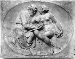 Egeria and Hippolytus