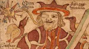 Odin_hrafnar