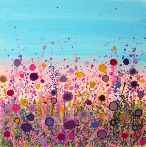 Summer Infusion by Tracey Cooper