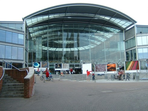 The Forum, Norwich, Norfolk