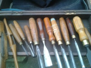 Chisel Sharpening