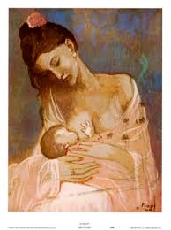 Maternity by Picasso