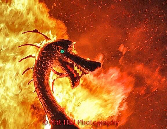 Flaming Mature Stroking Near The Lake