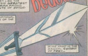 Sword of Freyr